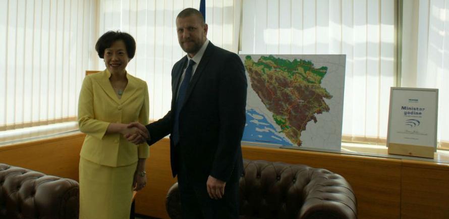Moguće uspostavljanje avionske linije između Sarajeva i Pekinga