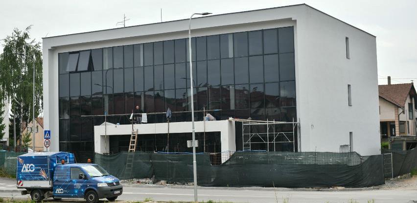 Intenzivirani radovi na izgradnji objekta MZ i policijske stanice na Laušu