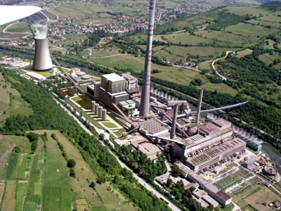 Aktivnosti na izradi studije iskorištenja toplotne energije iz TE Kakanj