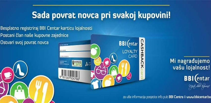 BBI Centar nagrađuje vašu lojalnost