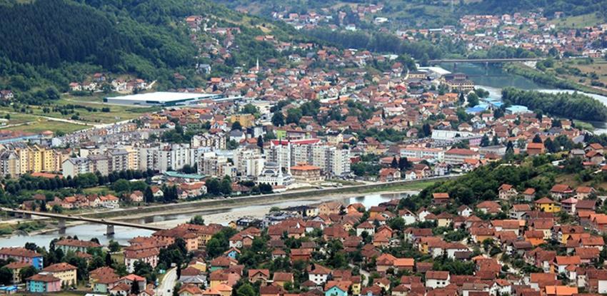 Početak izgradnje stambenog objekta za korisnike kolektivnog centra u Goraždu