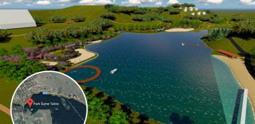 "Planira se izgradnja sportsko-rekrativnog centra park prirode ""Taline"""