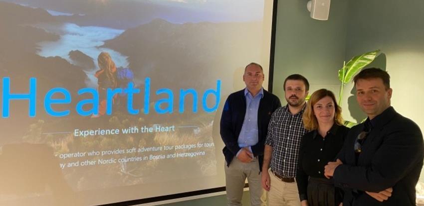 "Projekat ""Heartland"" pokazao potencijal bh. turizma u Norveškoj"