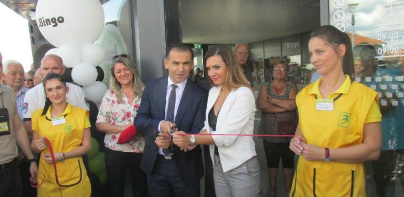 Bingo otvorio novi tržni centar u Šamcu