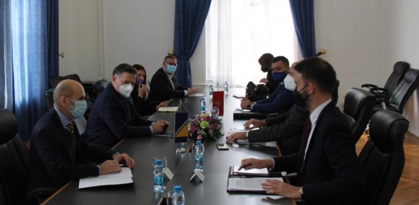 Crna Gora sprema za daljnju podršku BiH na putu saradnje sa NATO-om