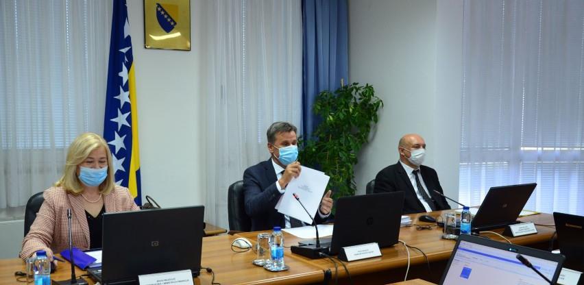 Vlada FBiH: Utvrđen Nacrt zakona o preduzetničkoj infrastrukturi