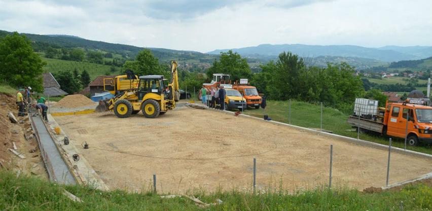 U toku radovi na izgradnji sportsko-rekreacionog centra Vinca