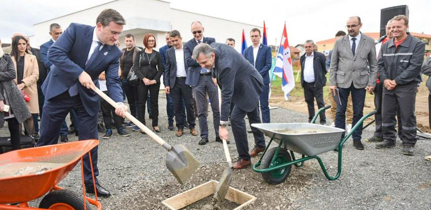 Položen kamen temeljac za objekat od 1,7 miliona KM