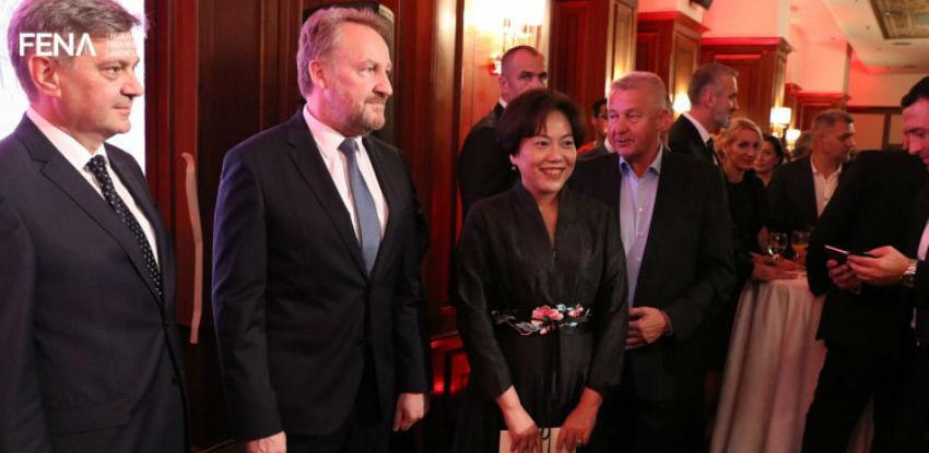 Bo: Odnosi između BiH i NR Kine zabilježili veliki napredak