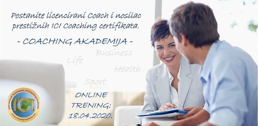 Online trening: ICI Coach Training