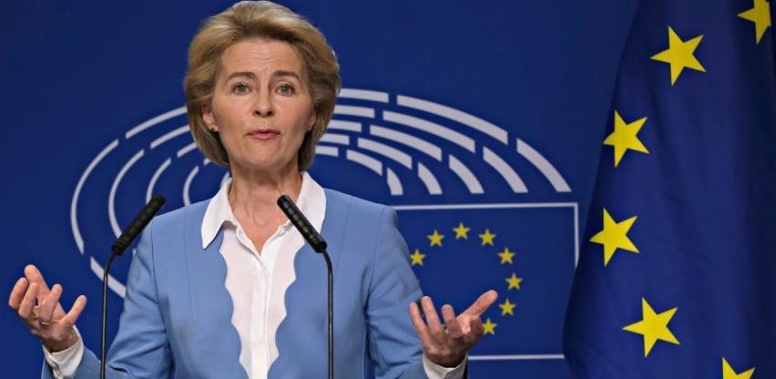 Von der Leyen: Poštovanje ljudskih prava razlikuje Kinu od EU-a
