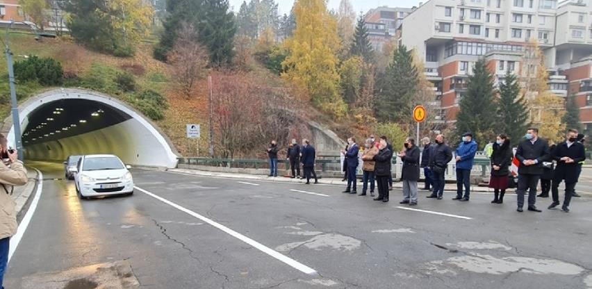 Završena sanacija tunela na Ciglanama