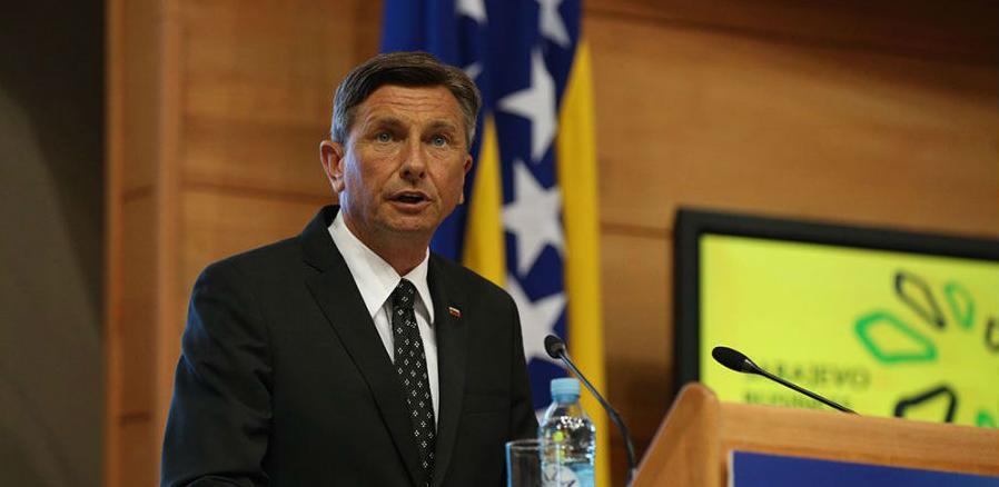 Borut Pahor, predsjednik Republike Slovenije dolazi na SBF 2019
