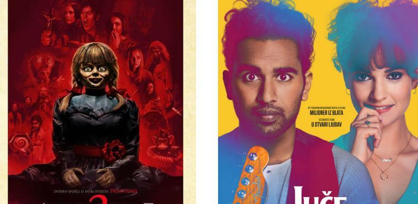 Cinema City: U novoj filmskoj sedmici komedija 'Juče'