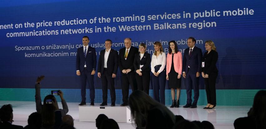 U Beogradu potpisan regionalni sporazum o romingu