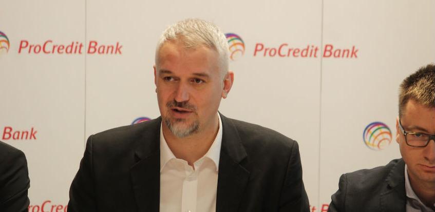Rast od 21 posto: Kreditni portfolio ProCredit Bank iznad tržišnog prosjeka