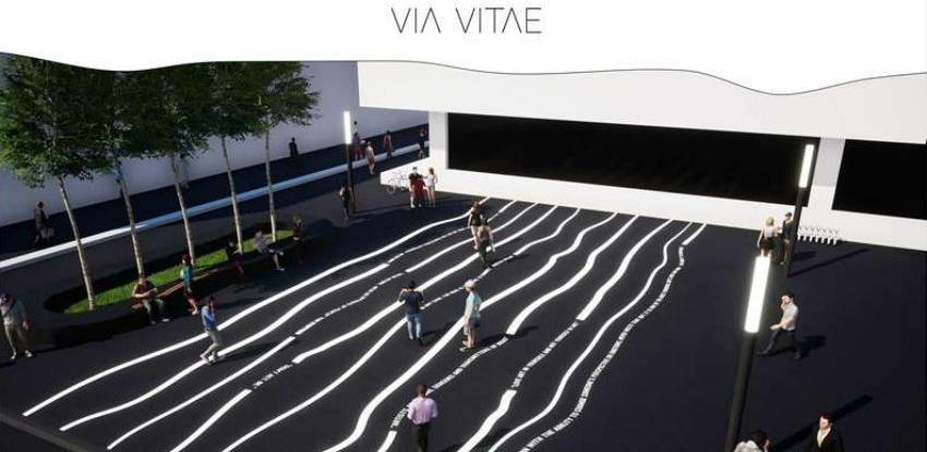 Plato kod Pozorišta mladih više nije parking, uskoro uređenje u pozorišni trg