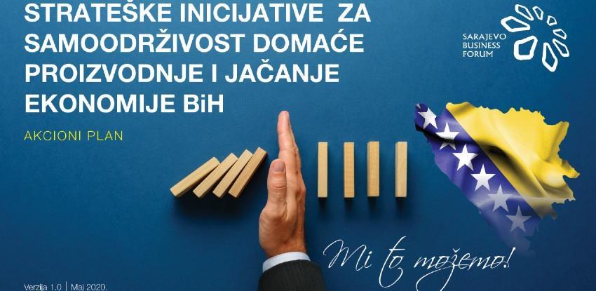 SBF: Bh. eksperti ponudili rješenja za prevazilaženje ekonomske krize u BiH