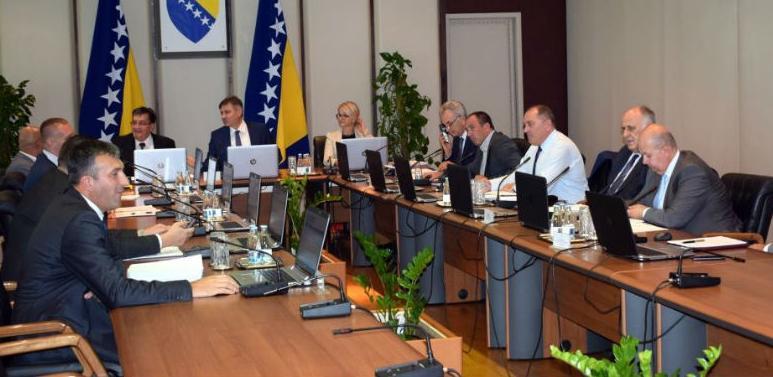 Podržan nastavak razgovora o sukcesiji imovine bivše SFRJ