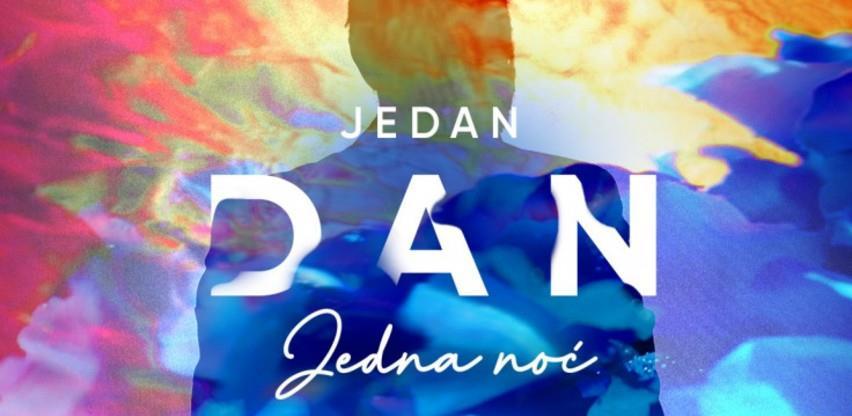 'Jedan dan, jedna noć' - novi singl Dine Merlina o ljubavi koja nikad ne prestaje