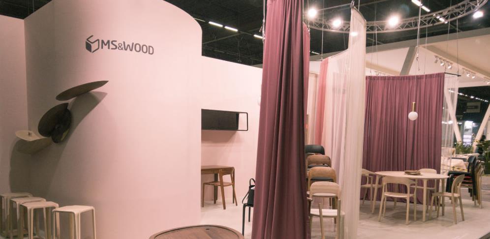 MS&WOOD predstavio novu kolekciju namještaja na prestižnom Paris Design Week-u