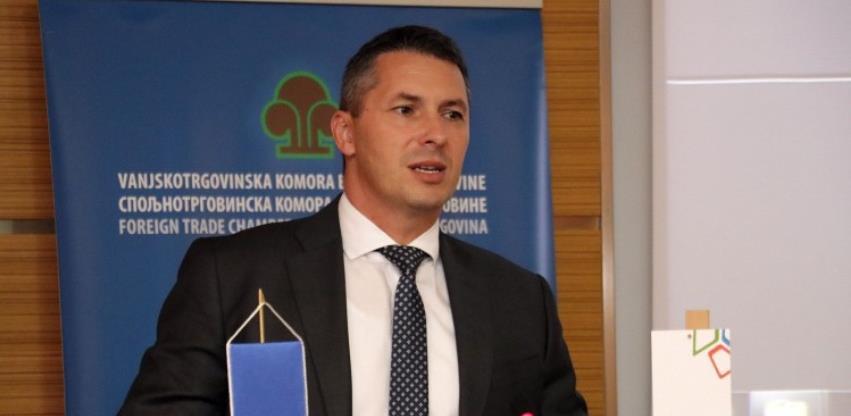 Dopredsjednik VTKBiH Vjekoslav Vuković reizabran za člana UO Eurokomore