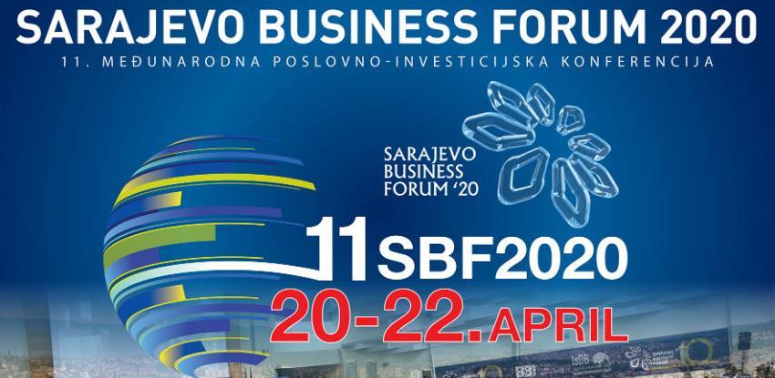 Otvorena on-line registracija za 11. Sarajevo Business Forum