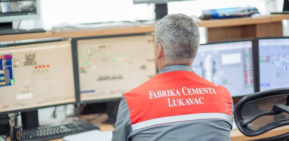 Fabrika cementa Lukavac okončala projekt digitalizacije betonskih proizvoda