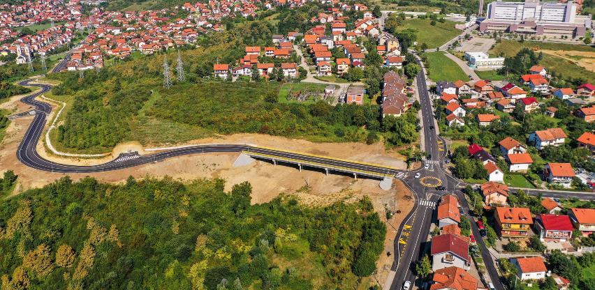 Puštena u promet saobraćajnica koja spaja Paprikovac i Lauš