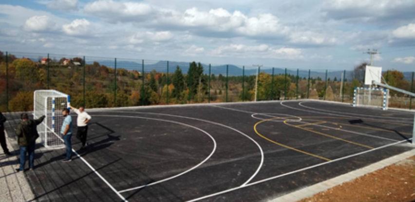 Završena izgradnja nove sportske plohe u Dragoradima