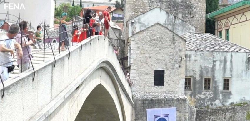 Mostarski visinski skokovi ove godine u posebnim okolnostima (Video)