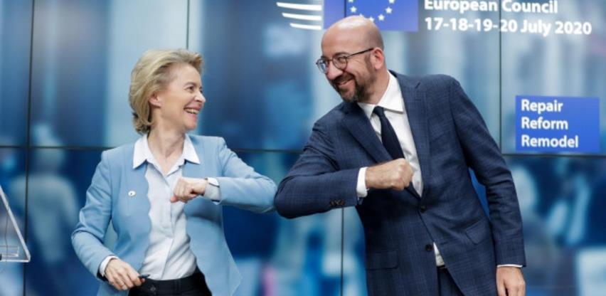 Dogovor čelnika EU povećava šanse za ekonomski oporavak u drugoj polovini godine
