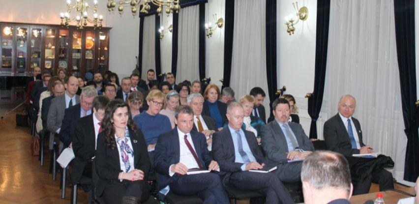 Brifing za diplomatske predstavnike zemalja u Odboru guvernera EBRD-a