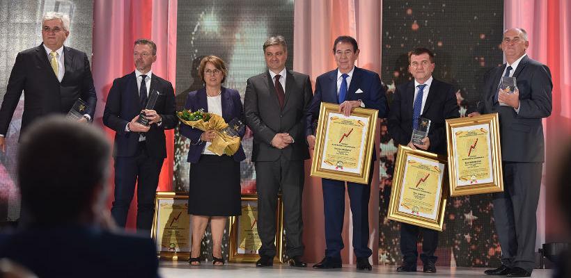 Uručene nagrade najuspješnijim menadžerima i kompanijama u 2017.
