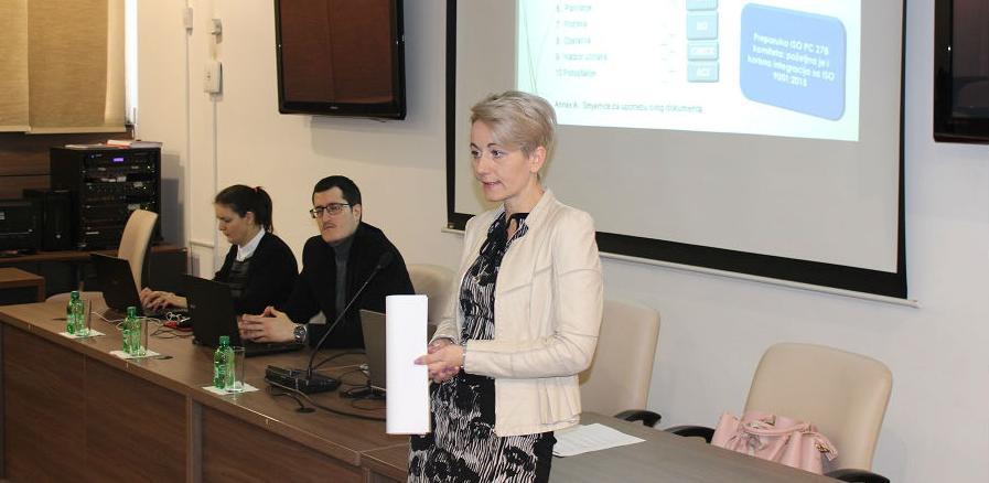 Sevoi započeo edukaciju zaposlenih u Općini Ilidža o upravljanju antikorupcijom