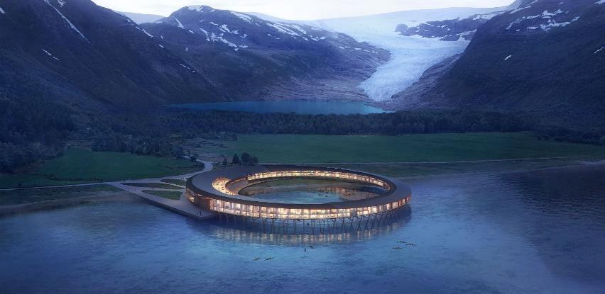 Gradi se energetski efikasan objekt u arktičkom krugu