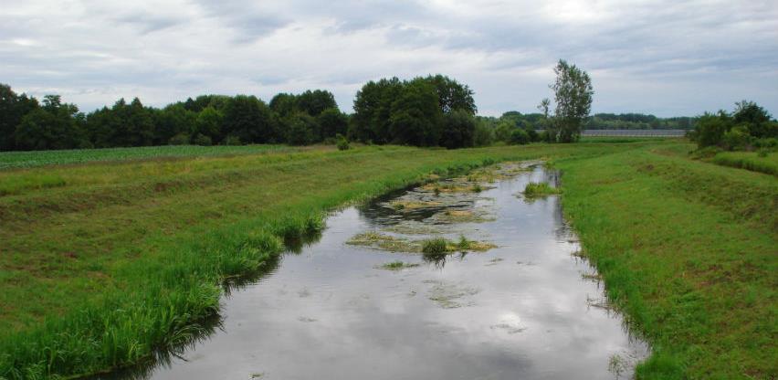 Industrijska preduzeća 32,1 posto potrebnih količina vode povukla iz vodotoka