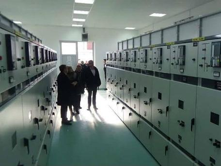 Novi pogon za prenos i distribuciju električne energije u Sanskom Mostu