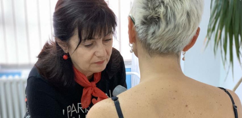 Akcija Instituta za zdravlje: Dvaput godišnje pregledi kože za stotine građana