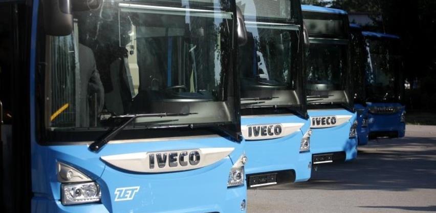 Objavljen poziv za pomoći subjektima javnog cestovnog prijevoza putnika