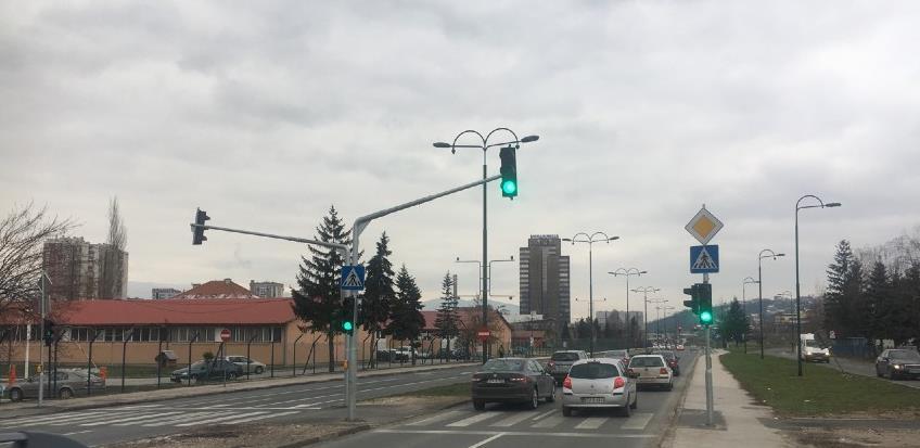 Objavljen poziv za održavanje semafora u KS, posao od 1,2 miliona KM