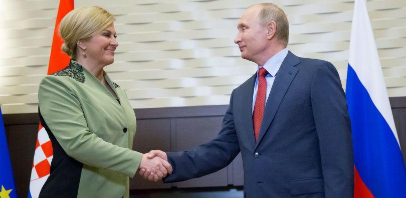Putin spreman za izgradnju brodova sa Hrvatskom