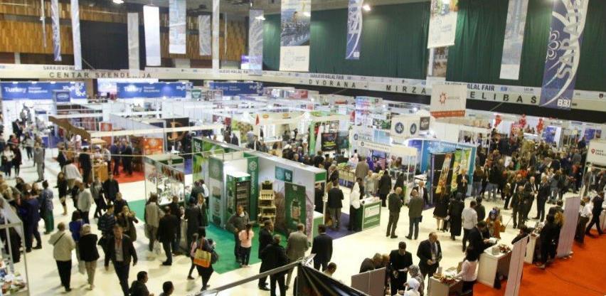 Sutra otvaranje Međunarodnog sajma halal-industrije Sarajevo Halal Fair 2019