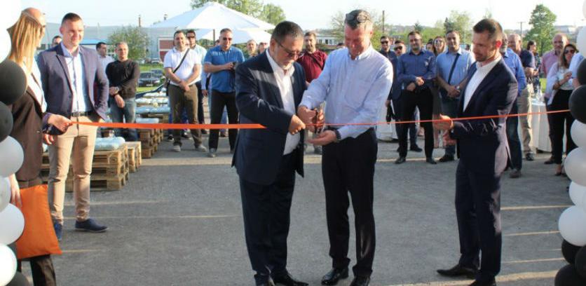 """U Derventi otvorena nova austrijska kompanija """"Arkonimo logistički centar"""""""