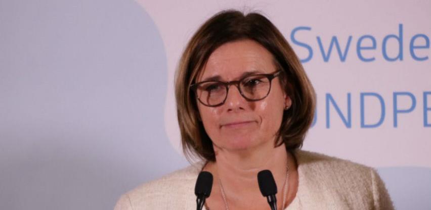 Lövin: Švedska želi pomoći BiH da unaprijedi kvalitet zraka