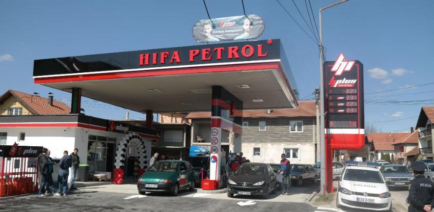 U Vitezu otvorena 36. benzinska pumpa kompanije Hifa Petrol