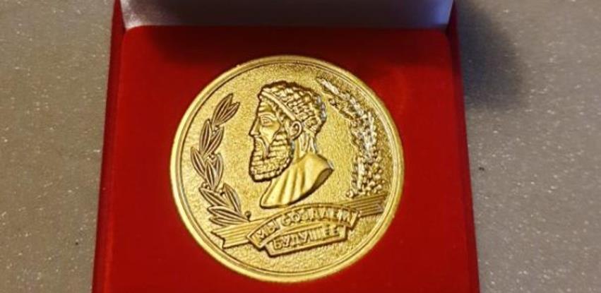 Zlatna medalja za bh. patent pulsnog detonacionog mlaznog motora 'Vujin'