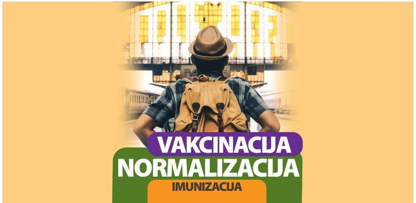 U ZDK prvu vakcinu primilo više od 34 hiljade, potpuno vakcinisano 20.713 osoba
