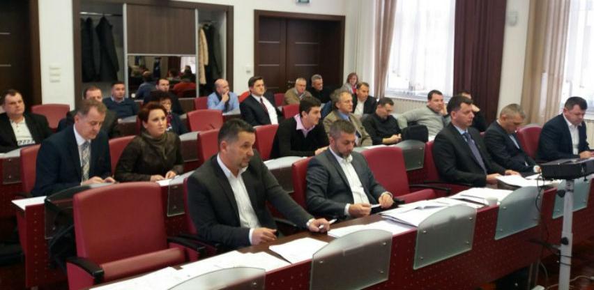 Gradsko vijeće Bihać usvojilo Nacrt odluke o komunalnim taksama