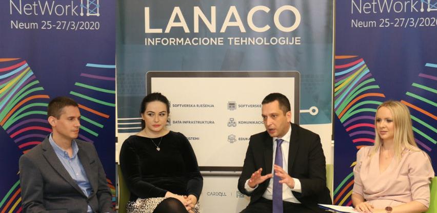 Kompanija LANACO platinum sponzor NetWork 10 konferencije